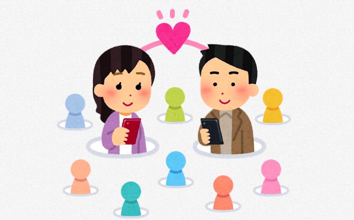 マッチングアプリ人気特集|ネットで出会えるアプリはこれだ!