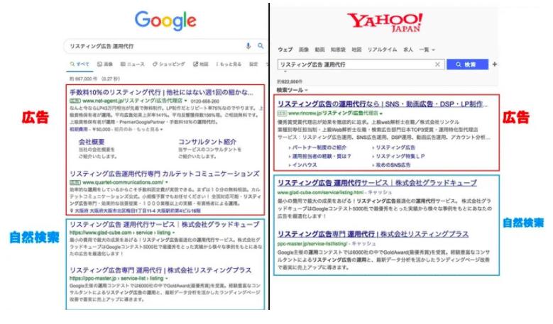 広告のイメージ